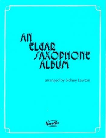 Saxophone Album: Alto Saxophone