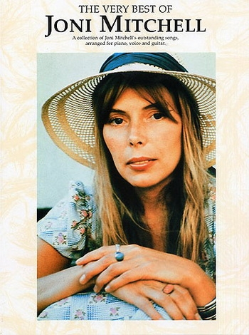 Very Best Of Joni Mitchell: Songbook Piano Vocal Guitar