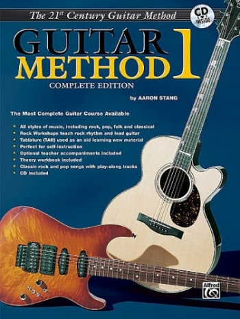 21st Century Guitar Method: Book 1: Book & Cd
