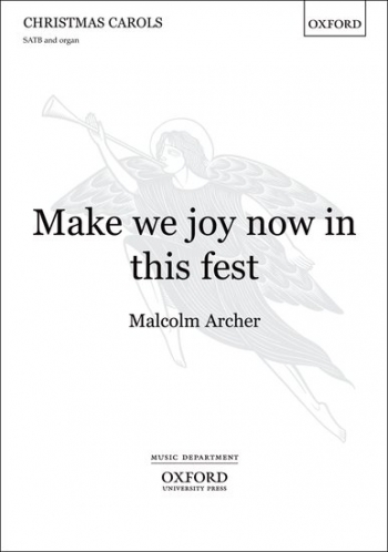 Make We Joy In This Fest:Vocal: SATB