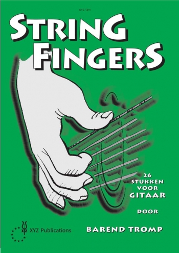 String Fingers: 26 Pieces: Guitar