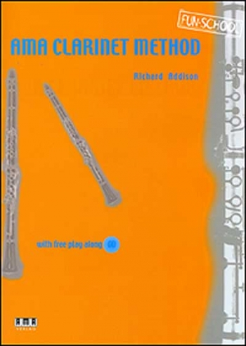 Ama: Clarinet Method: Clarinet: Book & CD