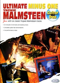 Malmsteen: Ultimate Music Minus One: Guitar