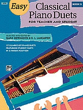 Easy Classical Piano Duets: Book 2