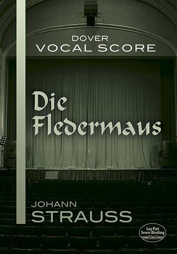 Die Fledermaus-Vocal Score