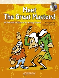 Meet The Great Masters: Recorder: Bk&cd