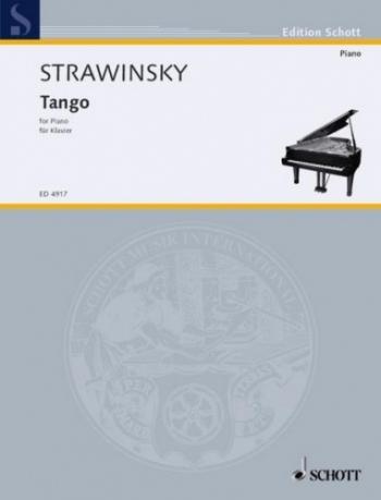 Tango: Piano (Schott)