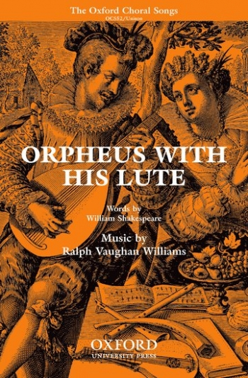 Orpheus With His Lute: F Maj: Vocal: Solo Song