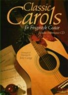Classic Carols For Fingerstyle Guitar: Includes Performance CD
