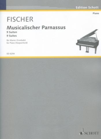 Suites: Keyboard Or Harpsichord (Musical Parnassus): Piano (Schott Ed)
