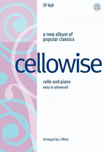 Cellowise: Popular Classics: Book & CD (Spartan)