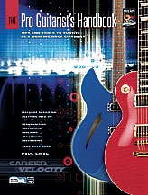 Pro Guitarists Handbook: Book & CD