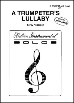 Trumpeters Lullaby: Trumpet & Piano (Anderson)