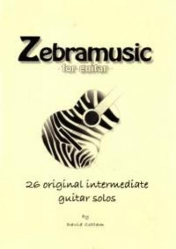 Zebra Music: 26 Original Intermediate Guitar Solo