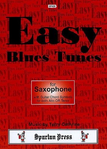 Easy Blues Tunes: Alto Or Tenor Saxophone