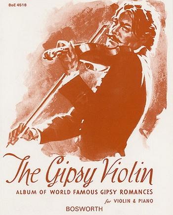 The Gypsy/Gipsy Violin: Violin & Piano (Wolfgang Russ-Bovelino)