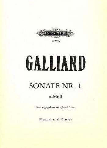 6 Sonatas: No.1: Trombone & Piano