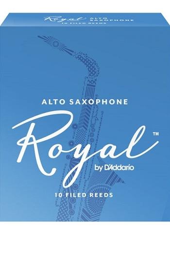 Royal Alto Saxophone Reeds