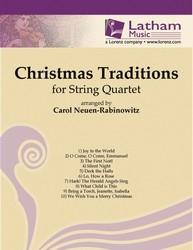 Christmas Traditions: String Quartet: Parts