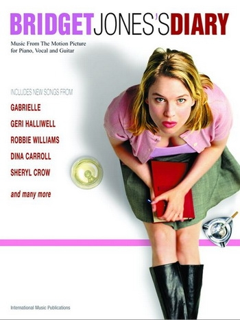 Bridget Jones Diary: Film Selections: Piano Vocal Guitar