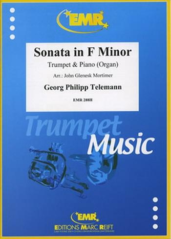 Sonata: F Minor: Trumpet and Piano