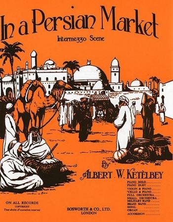 In A Persian Market: Original