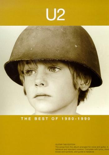 U2: Best Of 1980-1990: Guitar