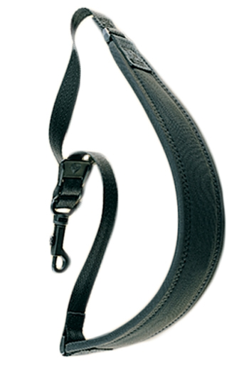 Neotech Classic Saxophone Strap - Regular - Black