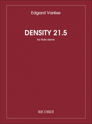 Density 21.5 Flute Solo