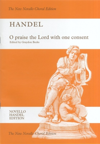 O Praise The Lord With One Consent: Vocal Score (Ed. Graydon Beeks)
