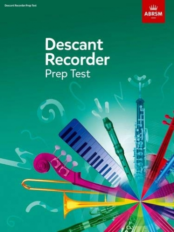 ABRSM Prep Test For Recorder