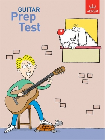 ABRSM Prep Test For Guitar