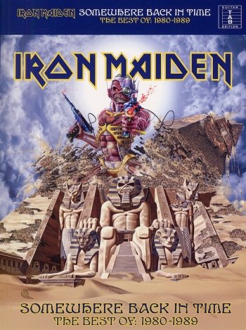 Iron Maiden: Somewhere Back In TIme: The Best Of 1980-1989: Guitar