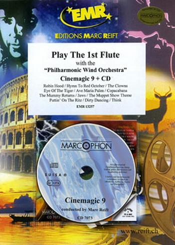 Cinemagic 9: Play The 1st Flute: With Philharmonic Wind Orchestra