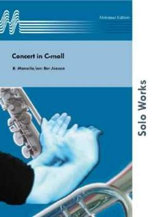 Concerto In C Minor: Clarinet Or Soprano Sax