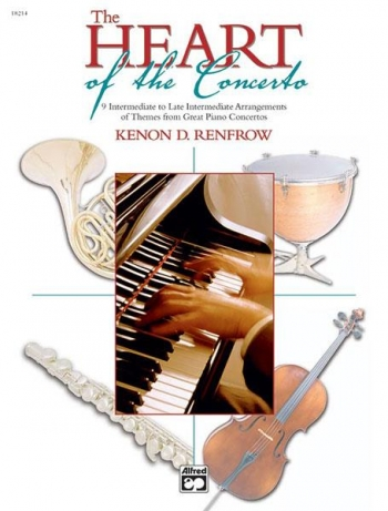 Renfrow: Heart Of The Concerto: Piano