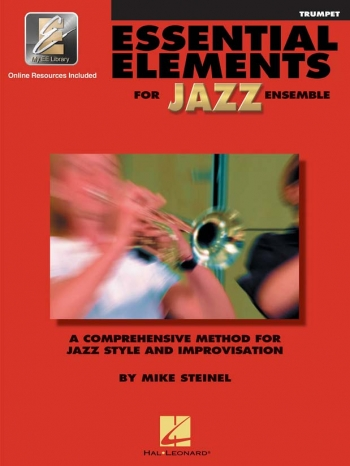 Essential Elements For Jazz Ensemble: Trumpet: Book & CD