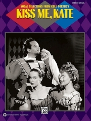 Kiss Me Kate: Vocal Selections; Piano Vocal Guitar