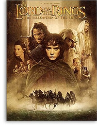 Lord Of The Rings: The Fellowship Of The Ring: Soundtrack: Piano Vocal Guitar