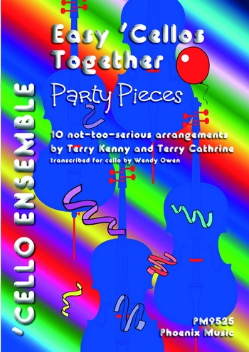 Easy Cellos Together: Party Pieces: Cello Duets Trios Etc