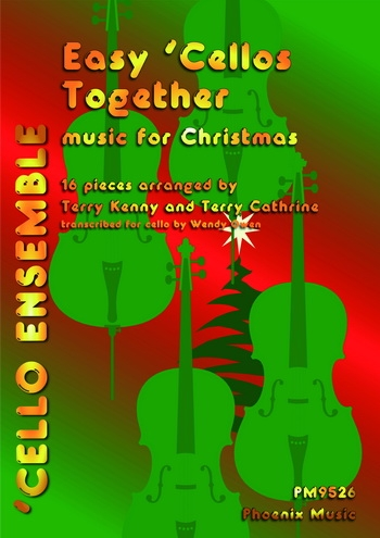 Easy Cellos Together: Music For Christmas: Cello Duets Trios Etc