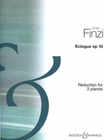 Eclogue Op10: 2 Pianos, 4 Hands