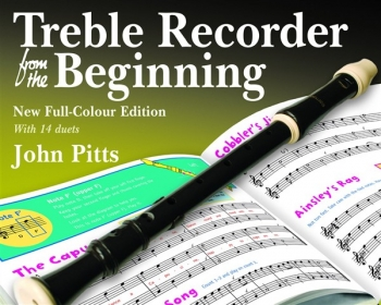 Treble Recorder From The Beginning: Book 1: Pupils Book  (revised)