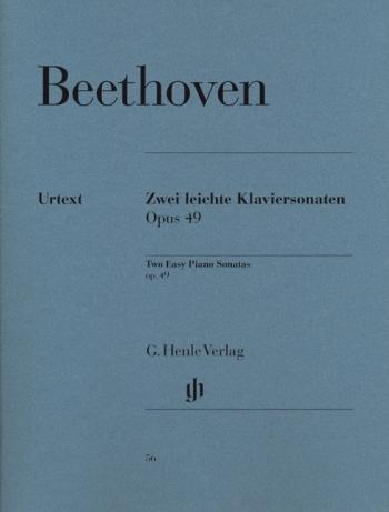 Piano Sonatas G Major & G Minor: Op49 (Henle)