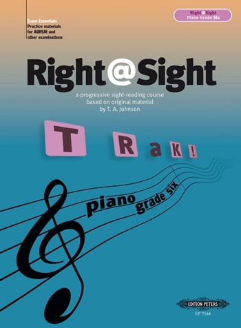 Right@sight: Grade 6 (Right At Sight): Piano