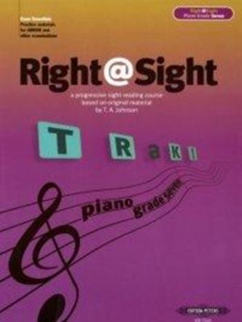 Right@sight: Grade 7 (Right At Sight): Piano