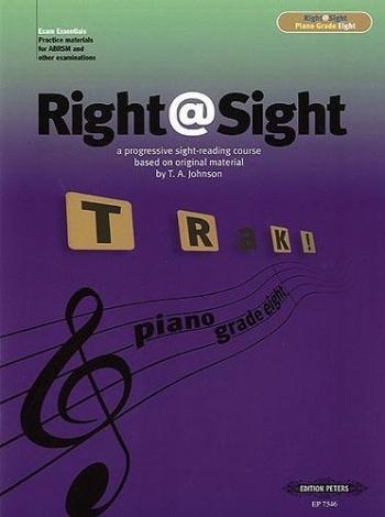 Right@sight: Grade 8 (Right At Sight): Piano