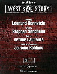 West Side Story: Vocal Score Revised Edition