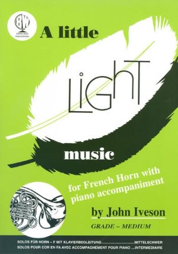 A Little Light Music : French Horn (Brasswind)
