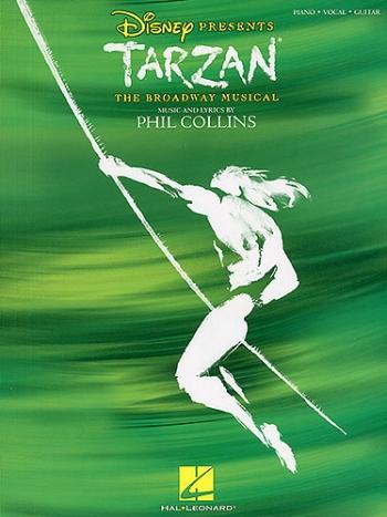 Tarzan: Broadway: Disney: Vocal Selections